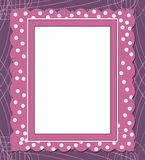 Rectangular frame Royalty Free Stock Photos