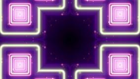 Rectangular Glow royalty free illustration