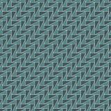 Rectangular interlocking blocks wallpaper. Parquet background. Seamless surface pattern design with repeated rectangles. Zig zag mosaic motif. Digital paper Stock Photography