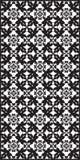 Rectangular lattice pattern background in oriental style. Arabesque. Stock Photo