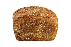Rye bread sprinkled Royalty Free Stock Image
