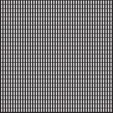Rectangular pattern shape in black and white pattern background.  stock illustration
