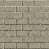 Rectangular Paving Slabs. Seamless Texture. Stock Photo