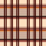 Rectangular seamless pattern in beige and brown Stock Photos