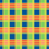 Rectangular seamless pattern in motley colors Royalty Free Stock Images