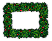 Rectangular_wreath.jpg Stock Fotografie