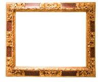 Rectangularframe for photo on isolated background stock photos