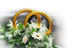Rectification du véhicule de la mariée photos libres de droits