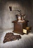 Rectifieuse de café Photo stock