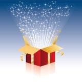 Rectángulo ligero Imagen de archivo libre de regalías