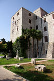 Rector palace in Sibenik, Croatia Royalty Free Stock Photos