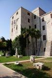 Rector palace in Sibenik, Croatia Royalty Free Stock Photos