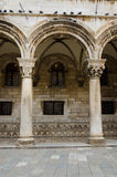 The Rector's Palace Royalty Free Stock Photos