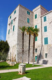 Rector's palace, Sibenik Stock Photos