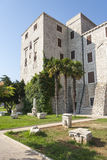 Rector's palace, Sibenik Royalty Free Stock Photography