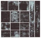 Recubrimiento del grunge de la vendimia Fotografía de archivo