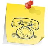Recuerde comunicar   Imagen de archivo libre de regalías
