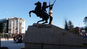 Recuerde los tiempos del otomano Foto de archivo