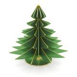 Recuerdo del árbol de navidad Fotos de archivo libres de regalías