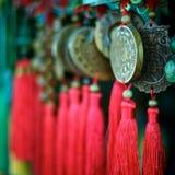 Recuerdo del templo del lama de China Pekín Foto de archivo