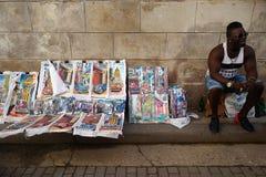 Recuerdo para la venta en cubano Foto de archivo