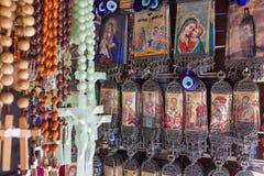 Recuerdos cristianos Fotografía de archivo libre de regalías