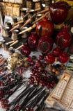 Recuerdos de Armenia con adorno de la granada Fotos de archivo