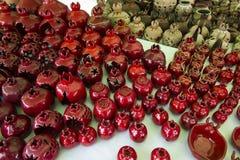 Recuerdos de Armenia con adorno de la granada Fotografía de archivo libre de regalías