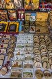 Recuerdos de Armenia con adorno de la granada Imágenes de archivo libres de regalías