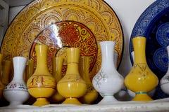 Recuerdos de cerámica Fotos de archivo