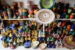 Recuerdos de cerámica Imagenes de archivo