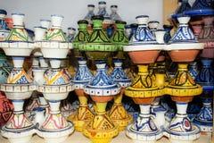 Recuerdos de cerámica Fotos de archivo libres de regalías