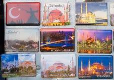 Recuerdos de Estambul fotografía de archivo libre de regalías