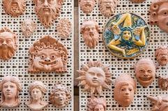 Recuerdos de Sicilia Imágenes de archivo libres de regalías