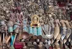 Recuerdos del Nepali imagen de archivo