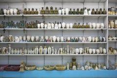 Recuerdos egipcios Imágenes de archivo libres de regalías