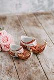 Recuerdos hechos de la porcelana Imagen de archivo libre de regalías