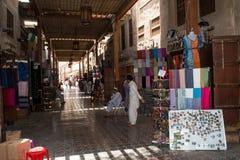 Recuerdos justos en Dubai Foto de archivo