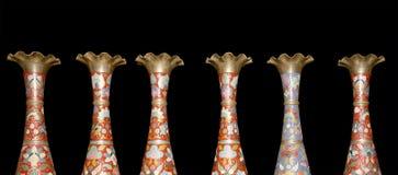 Recuerdos locales tradicionales en Jordania, Oriente Medio Foto de archivo libre de regalías