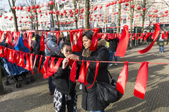 Recuerdos por Año Nuevo chino Imagen de archivo