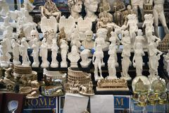 Recuerdos romanos. fotografía de archivo