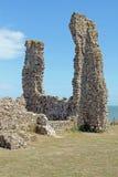 Reculver Ruins Stock Image