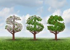Recuperação econômica Foto de Stock