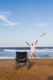 Recuperação miraculosa Fotografia de Stock Royalty Free