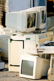 Recuperación de los desperdicios Fotografía de archivo libre de regalías