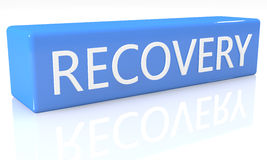 recuperação Foto de Stock