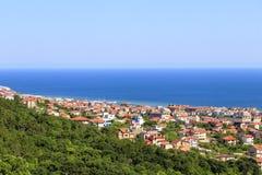 Recurso Bulgária de Sveti Vlas Foto de Stock