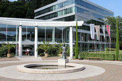 Recurso de Baden-Baden, Alemanha Imagens de Stock Royalty Free