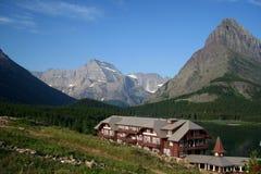 Recurso de montanha Imagem de Stock