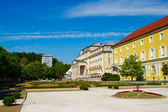 Recurso de saúde de Rogaška Slatina, Eslovênia Fotografia de Stock